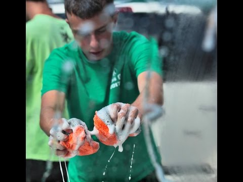 Pascack Valley High School Carwash Event  9.6.14