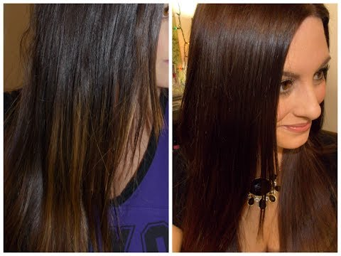 Tutorial: L'Oreal Preference Lush Cherry Permanent Hair Color ║ NO BLEACH