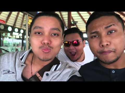 RUSUH DI AIRPORT ! | Marina Bay Sands Singapore #1