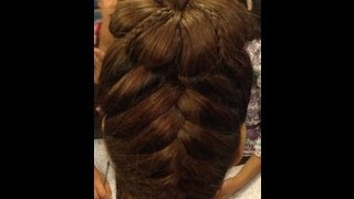 hairstyles by estherkinder (braided Updo)