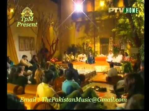 Dr Masooma Anwar In PTV Virsa Wey Main Chori Chori Tere Nal...
