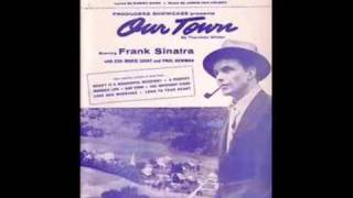 Watch Frank Sinatra Our Town video