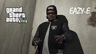 GTA 5 Gangster Trailer (PS4) Eazy E