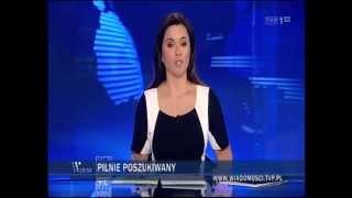 Skleparski F3M w głównym wydaniu Wiadomości TVP1
