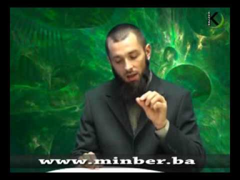 Prof. Enes Julardija - tefsir sure En Nasr -deo 4