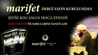 ŞEFİK KOCAMAN HOCA EFENDİ DOLUNAY FM'DE