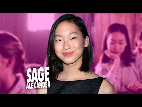 Madison Hu: SAGE ALEXANDER CAST SECRETS