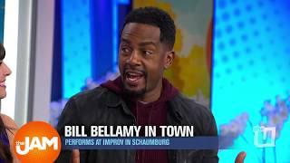 Chatting with Bill Bellamy