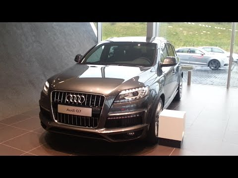 Audi Q7 2014 In depth review Interior Exterior