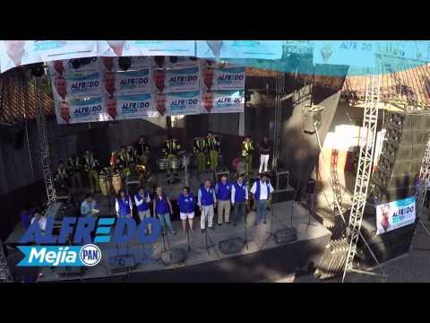 Video Inicio de Campaña Alfredo Mejía Negrete Pátzcuaro 2015