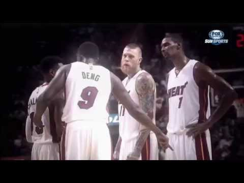 February 20, 2014 - Sunsports(2of2) - Inside the Heat: Luol Deng (2015 Documentary)