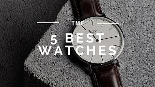 5 Best Watches For Any Style