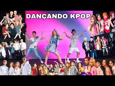DANÇANDO KPOP (Bts, Blackpink, Twice, Kard , Monsta X, Red Velvet, Got7...)