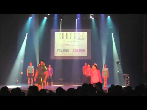 Vidéo défilé pharmacie - COUTURE a year of fashion. (AXE MEDIA)