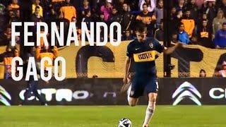 Fernando Gago : Mejores Jugadas, Pases & Goles ●2014//15   HD  