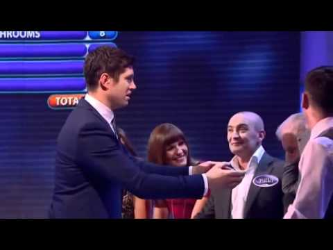All Star Family Fortunes with Brooke Vincent