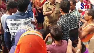 Odisha : Tension for serving stale food during PEETHA programme in Balasore | Sanket Tv