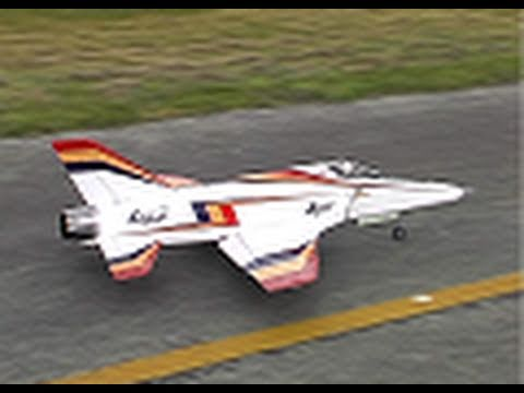 20 year old RC jet good for 200mph