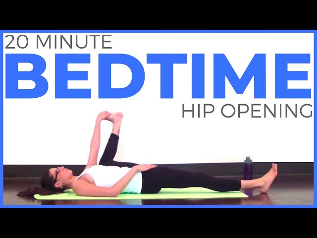 Bedtime Yoga Hips & Low Back