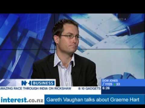 Gareth Vaughan talks about Graeme Hart