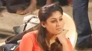 Hot Nayanthara's Latest Tamil Film Shooting at Rainbow Vistas, Green Hills, Hyderabad