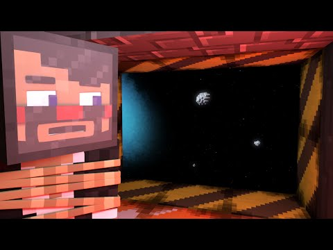 LOST IN SPACE (Minecraft Animation)
