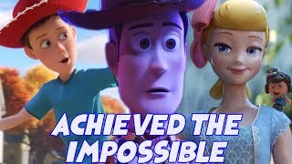 Toy Story 4 Did Something Unexpected...