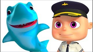 Zool Babies Series - Baby Shark Rescue Episode | Cartoons For Children | Videogyan Kids Shows