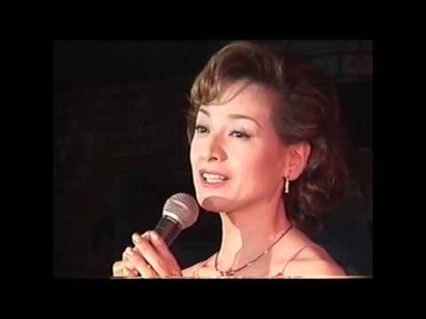 夏樹陽子 第一回ライブNATURA  ♪ 黄昏のビギン ♪ Yoko Natsuki 夏樹陽子 検索動画 22