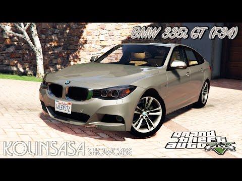 BMW 335i GT (F34) [add-on]