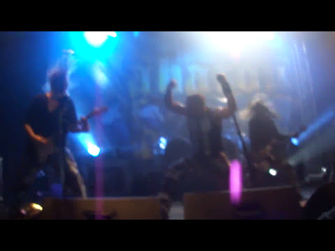 SABATON -- LION FROM THE NORTH -- LIVE MEXICO -- CIRCO VOLADOR -- 17/05/2014