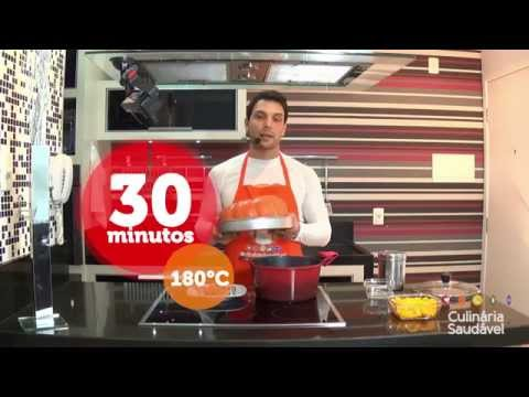 Tv Culinária Saudável 7 (Strogonoff de Frango na Moranga)