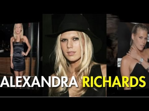 Alexandra Richards Cool Photo Reel Video