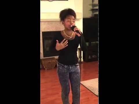 Etta James- I'd Rather Go Blind (Teana Boston) Cover* (In the style of Beyonce)