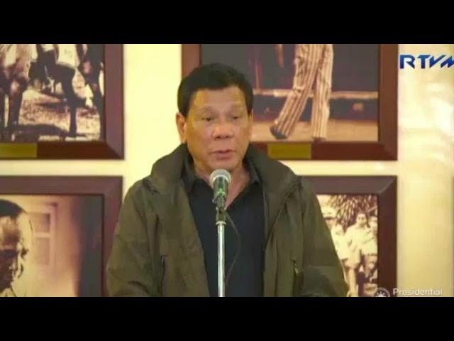 Duterte vows cops in killing of Kian will be jailed if proven guilty