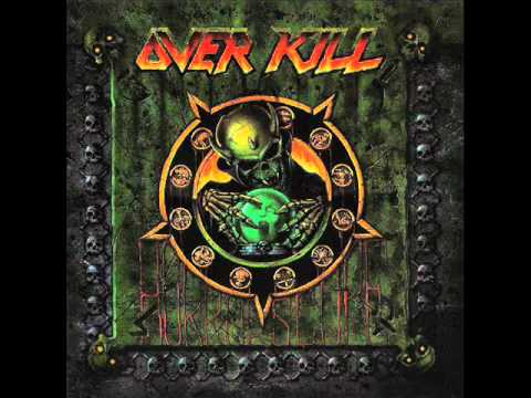Overkill - New Machine
