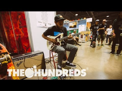 THE HUNDREDS :: AGENDA SHOW :: LONG BEACH :: 2013