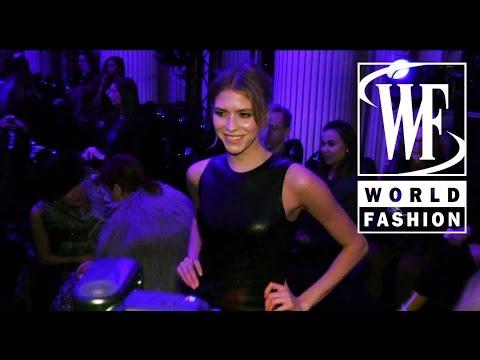 Front Row Atelier Versace Spring-Summer 2015 Paris Haute Couture