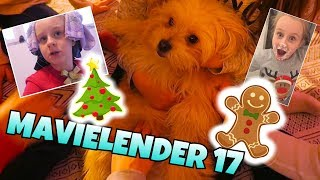Mavielender 17 Geburtstagsparty 🎁 Adventskalender Vlogmas | MaVie