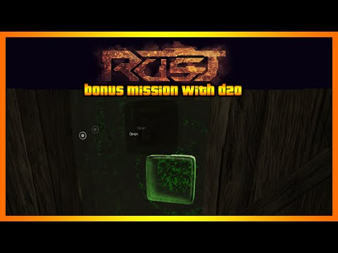 Tying Up Loose Ends! - Rust with D20 (Bonus Missions)
