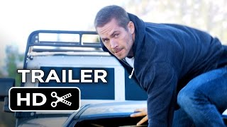 Video clip Furious 7 Official Trailer #1 (2015) - Vin Diesel, Paul Walker Movie HD