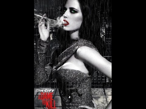 Sin City:  A Dame To Kill For Review | Chasing Cinema