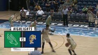 North Texas vs. FIU Basketball Highlights (2018-19) | Stadium