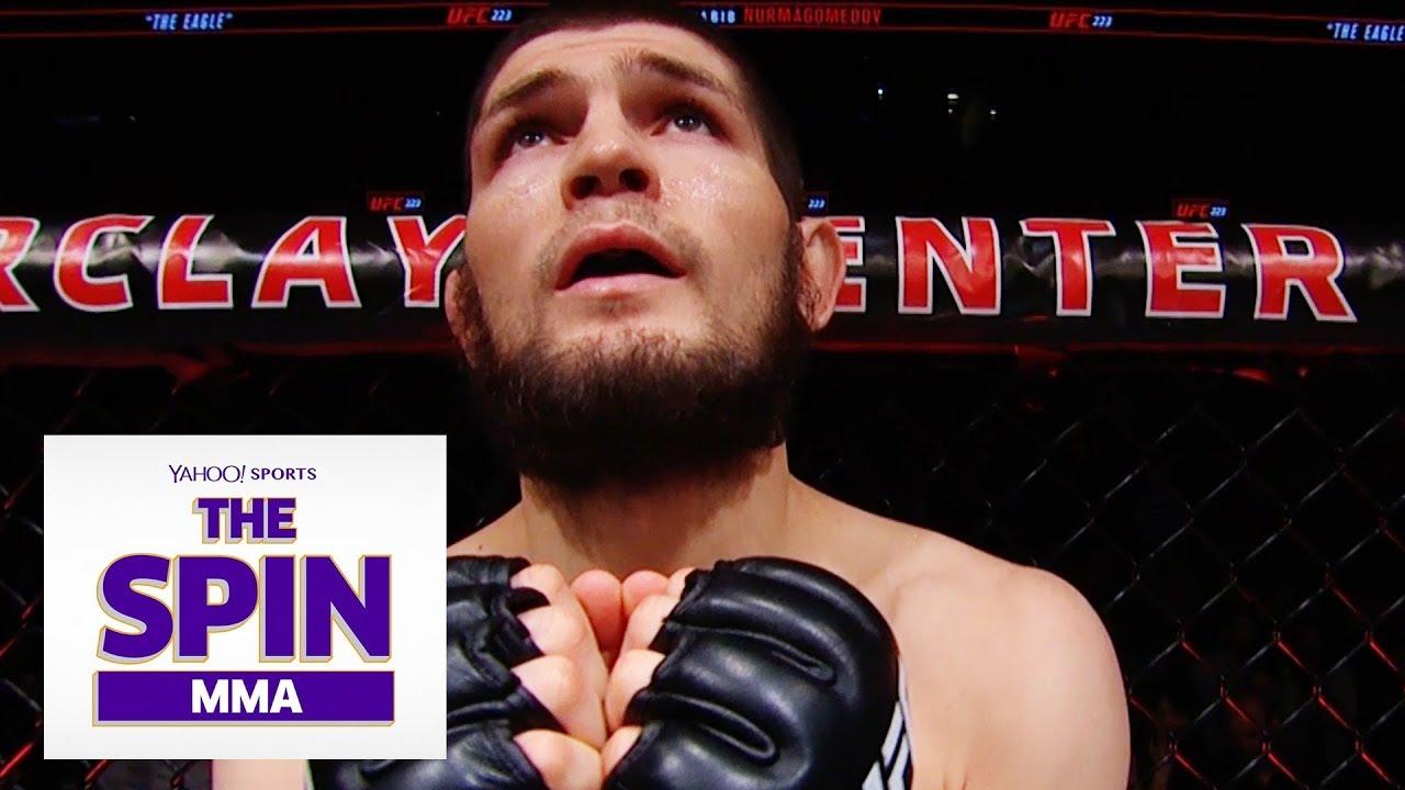 McGregor Khabib Predictions - Who Will Win? | #TheSpinMMA