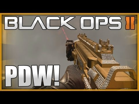 Black Ops 2: BEST CLASS SETUP - Diamond PDW-57 - Multiplayer Tips and Tricks