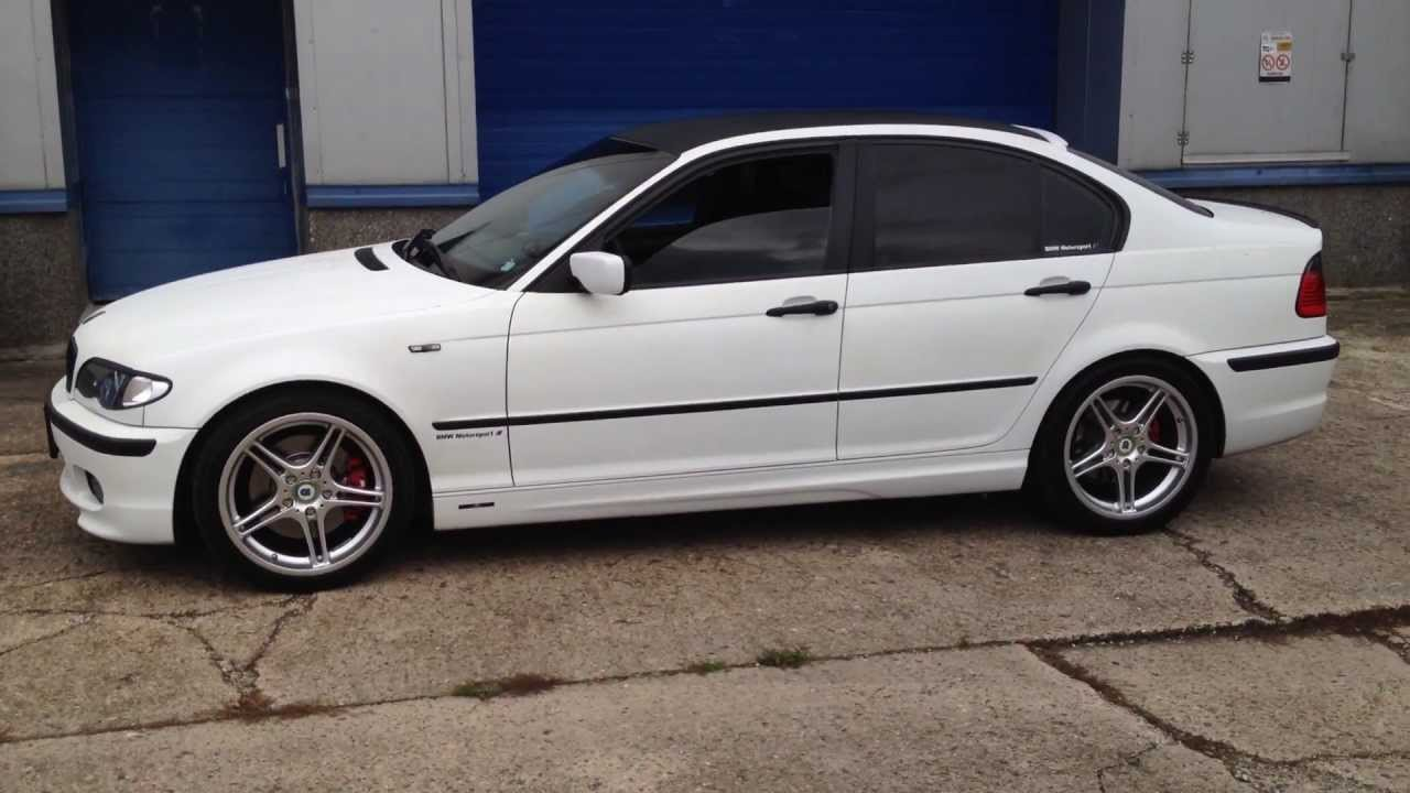 bmw e46 m pack white matte plastidip by ruslan guno youtube. Black Bedroom Furniture Sets. Home Design Ideas