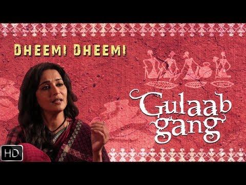 Making of Dheemi Dheemi Song | Madhuri Dixit | Juhi Chawla | Gulaab Gang Releasing 7th March 2014
