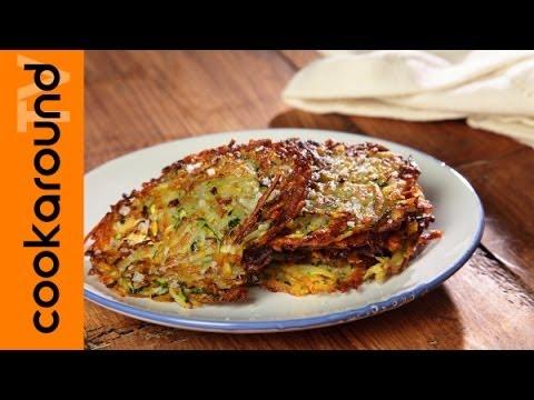 Rosti di patate e zucchine / Ricetta vegetariana semplicissima