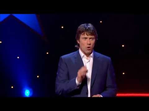 John Bishop - White Trainers