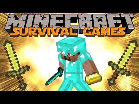 SURVIVAL GAMES - SKYDOESMINECRAFT SERVER